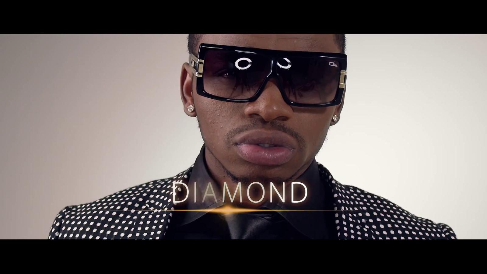 Diamond Platnumz ft Miri Ben-Ari - Baila (Official Music ...